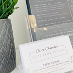 Claire Chambers Elite Brow Stylist