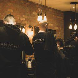 Hansons Barbershop, 43 Stamford New Road, WA14 1EB, Altrincham, England