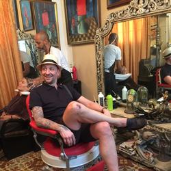 Jay - twenty eight barbers