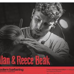 Reece Beak - Ruger Barber (Oldham)