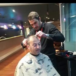 Ste - Beckfield Studios (Barbers & Hairdressers)