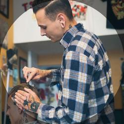 Josh Webster - Greasy Fingers Barbershop