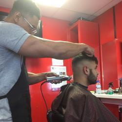 Jamal - Afaded Barbershop