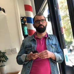 Ash - Amir Gentleman Hair Salon