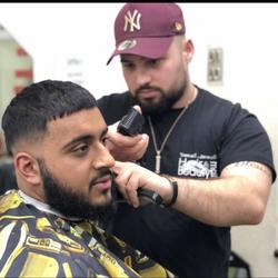 Frank - Afaded Barbershop
