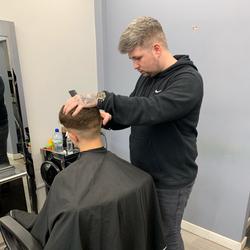 Conor (Bev) - Scotts Barbers