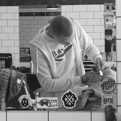 Luke Walker - Rogues Barbershop