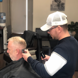 Sam - The Studio Male Grooming