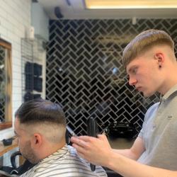 Connah Fossett - Christian Scott Hairdressing