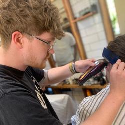 Callum Rhodes-Dunne - Christian Scott Hairdressing