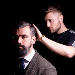 Marcus Reynolds - Christian Scott Hairdressing
