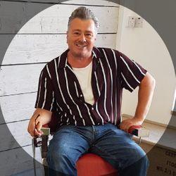 Bruce Newman - Hoons Barber Shop