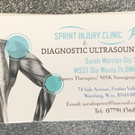 Sprint Injury Clinic & Diagnostic Ultrasound