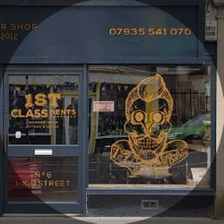 1st Class Gents BarberShop, High Street, 6, LE9 8DQ, Leicester