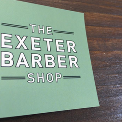 The Exeter Barber Shop, 16 North Street, EX4 3QS, Exeter, England