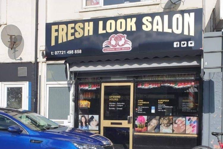 Fresh Fades Working From Fresh Look Barbershop