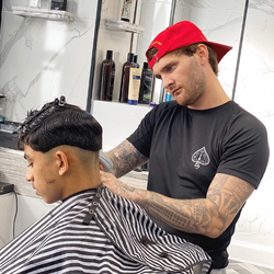 Billy B - Ace Of Fadez Barbers