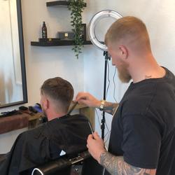 Danny Addy - No.13 Barber Shop