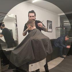 Rob Cunliffe - Scotts Barbers