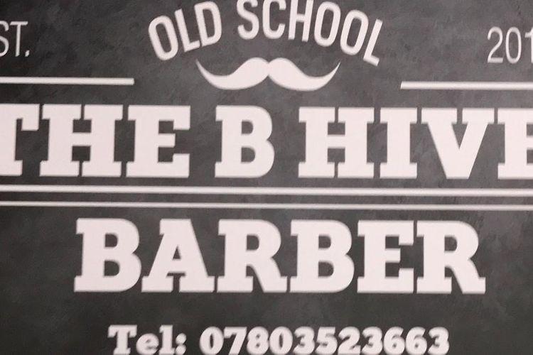The B Hive Barber