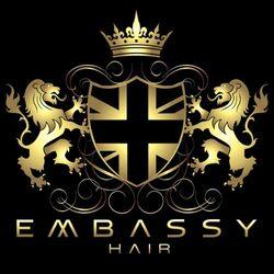 Embassy Hair, 48 King Street, ST5 1HX, Newcastle, England
