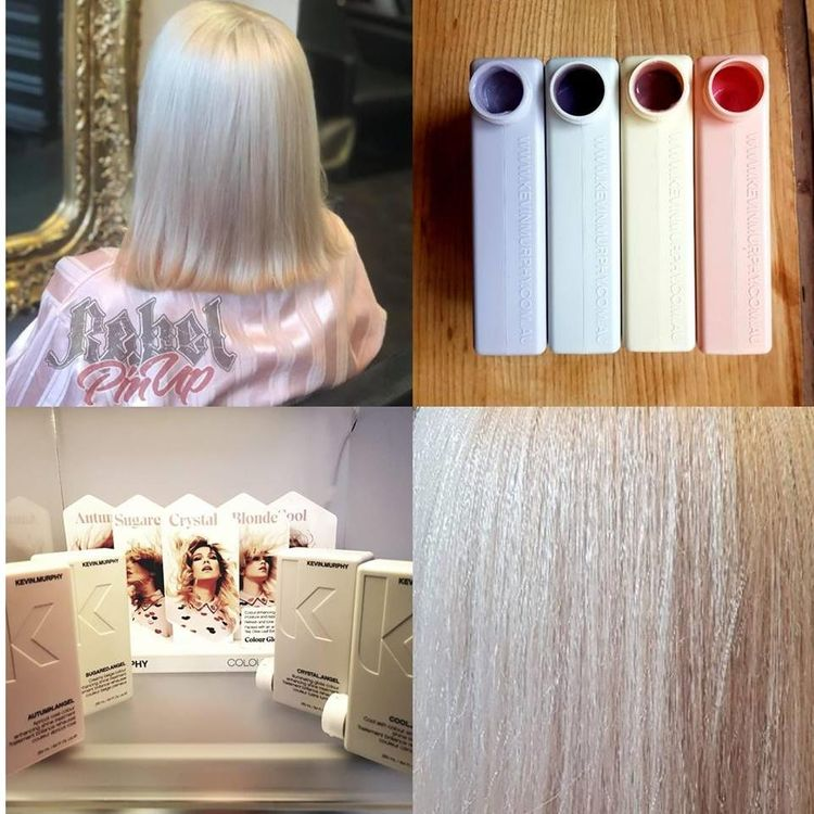 Colour enhancing, illuminating, instant treatment for Blondes.