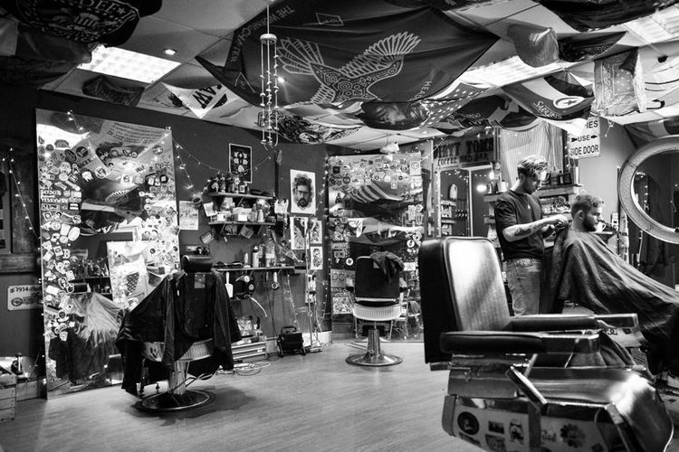 Headcase Barbers Woking