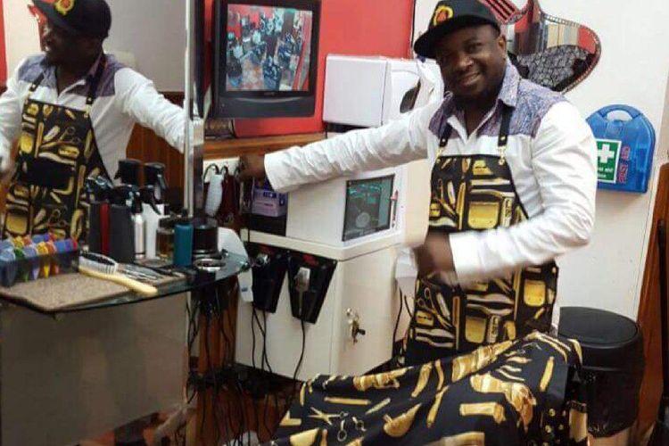 Olympic Barbers