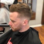 Hugo's Barbers - inspiration