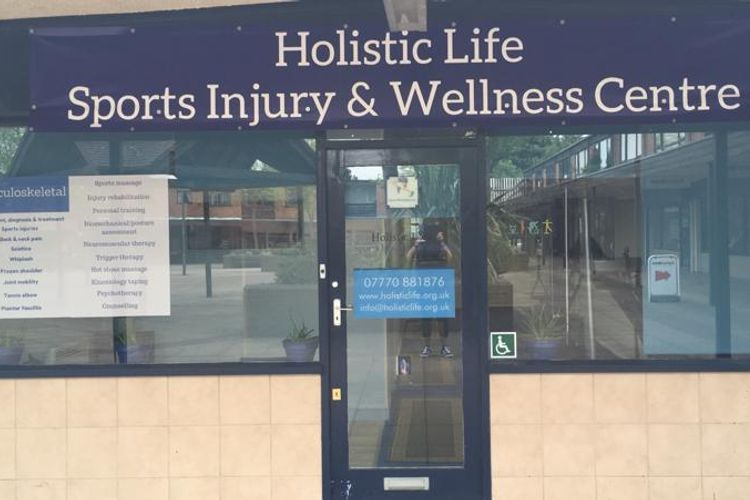 Holistic Life Sports Injury & Wellness Centre