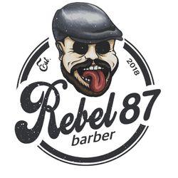 Rebel87 @BlokeBarbers, Park Farm Shopping Centre, DE22 2QQ, Derby, England