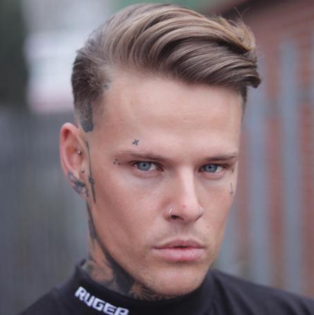 Barber Shop - Ruger Barber (Oldham)