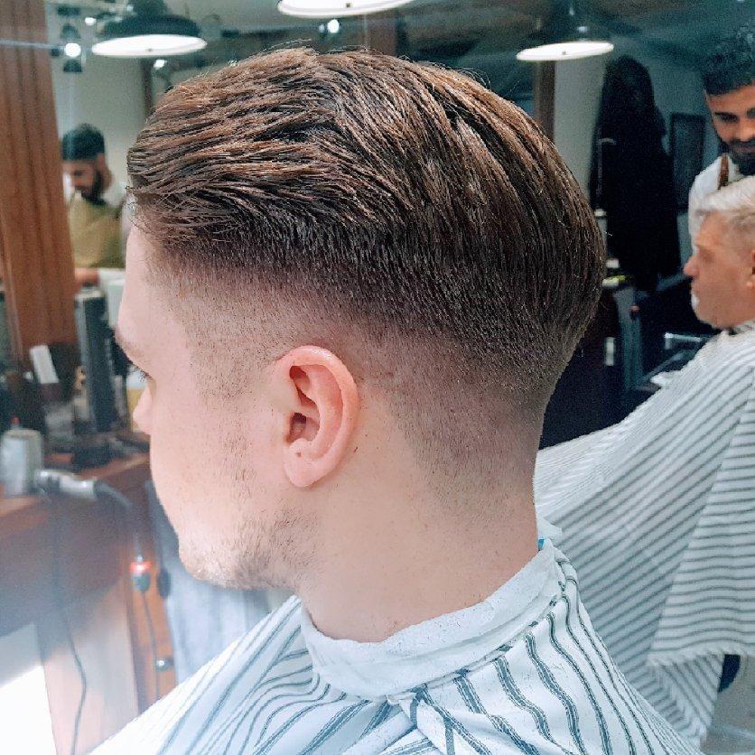 Barber Shop - Caveman Barbers