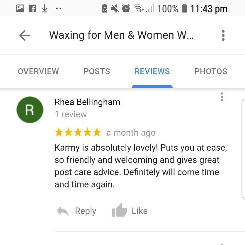 Waxing For Men & Women Wolverhampton, Bilston, England - pricing
