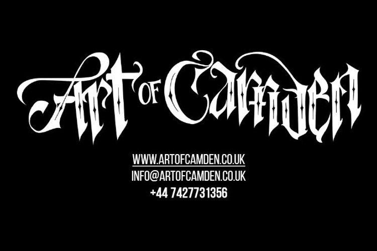 Art Of Camden Tattoo Shop