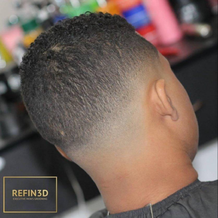 Barber Shop, Hair Salon, Beauty Salon - REFIN3D