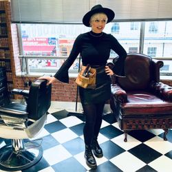 Lucy Bluebell Barbering, 30, Queens Terrace, SO14 3BQ, Southampton