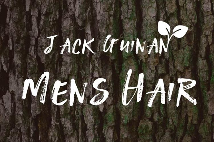 Jack Guinan Men's Hair