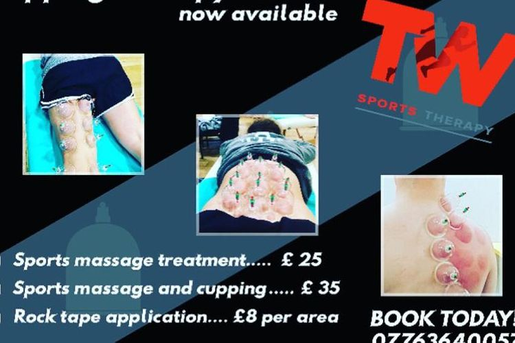 Tw sports therapy