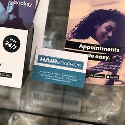 Hair Graphics, 22 Queen Street, BT34 3HZ, Newry