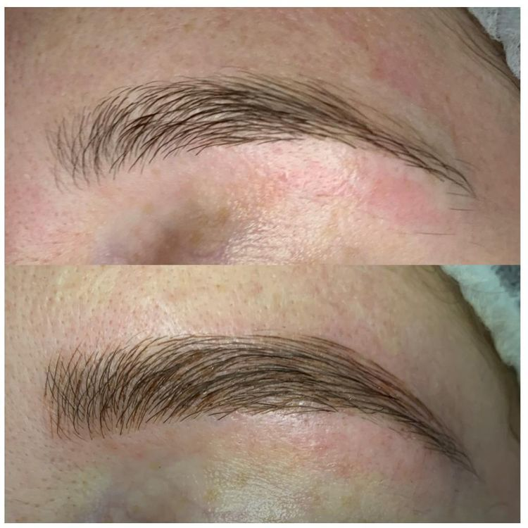 Microblading Before + After