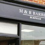 M & R Barbers