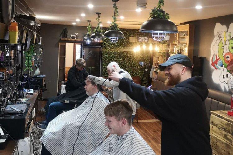 Deans Barber Shop