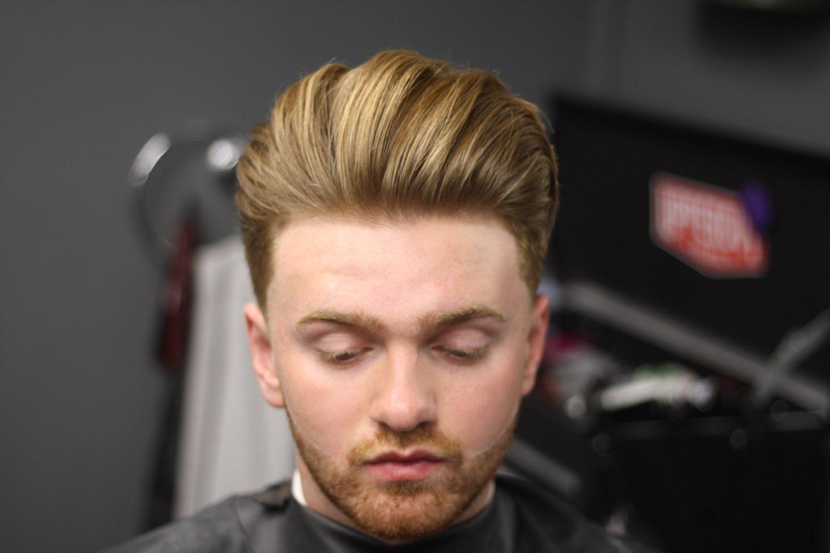 Barber Shop - WHITSON BARBERS