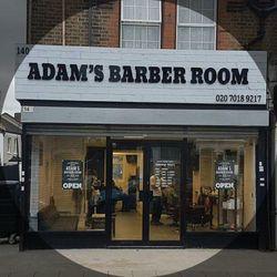 Adams Barber Room, 140 Lancaster Road, EN2 0JS, London, Enfield
