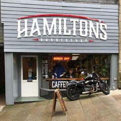 Hamilton's Barbershop Redruth, 24 Fore Street, TR15 2BQ, Redruth