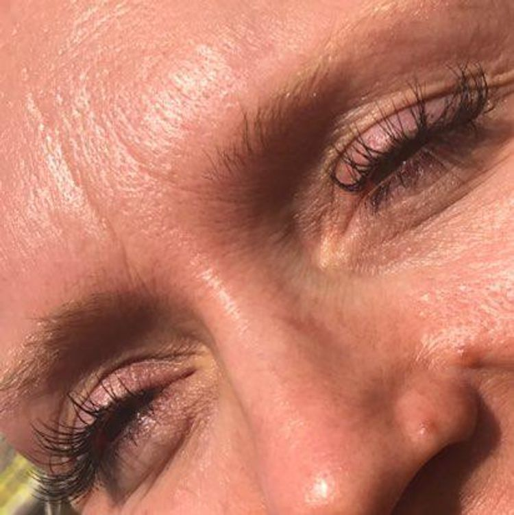 Individual eyelash extensions by chavonne @bbs buttershaw