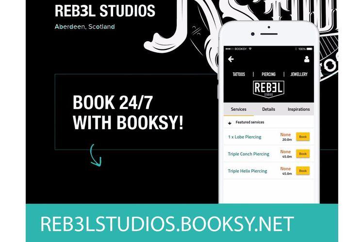 Reb3l Studios